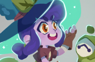 Pond Witch